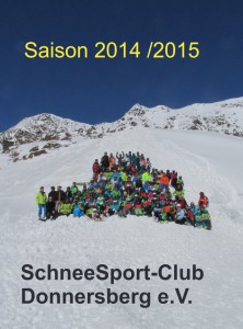 Clubheft 2014 Titel